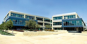 Leased: Lantana Entertainment Media Campus offices in Santa Monica.