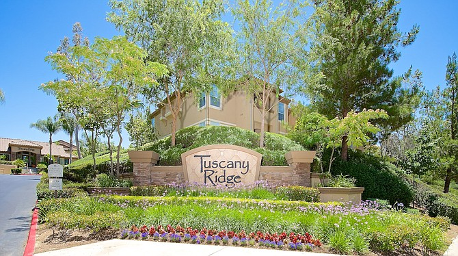 Tuscany Ridge Apartments -- Photo courtesy of MG Properties Group