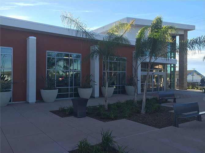 The Mission Mesa campus of North County Health Services – Photo courtesy of North County Health Services