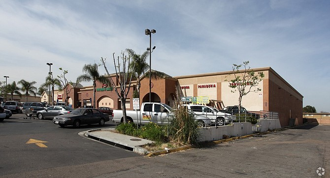1058-1072 Third Ave., Chula Vista -- Photo courtesy of CoStar Group