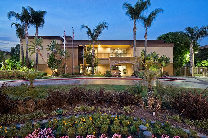 Madison Park Apartments, Anaheim - Photo courtesy of MG Properties Group