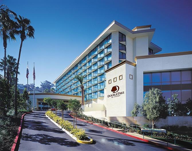 1515 Hotel Circle -- Photo courtesy of CBRE Group Inc.