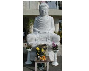 Statue in Little Saigon