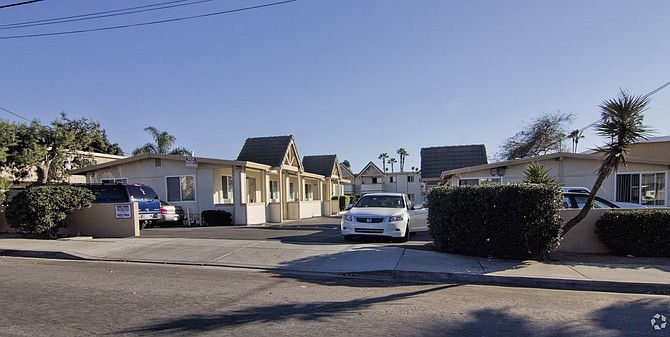 1423-1433 Grove Ave., Imperial Beach -- Photo courtesy of CoStar Group