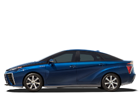 Oc Dealers Among First To Toyota Hydrogen Car