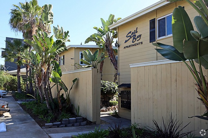 1327-1335 Pacific Beach Drive -- Photo courtesy of CoStar Group