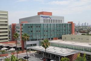 HQ: Children's Hospital in Los Feliz.