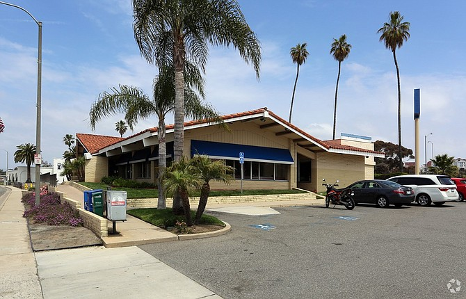 936 N. Coast Highway, Oceanside -- Photo courtesy of CoStar Group