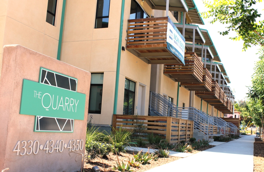 Developer completes 14 million la mesa apartment complex - Apartment complexes san diego ...