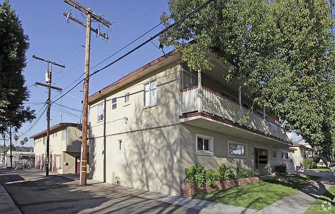 303-319 S. Maple St., Escondido -- Photo courtesy of CoStar Group