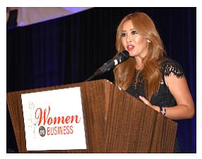 Ko: Women in Business keynote speaker