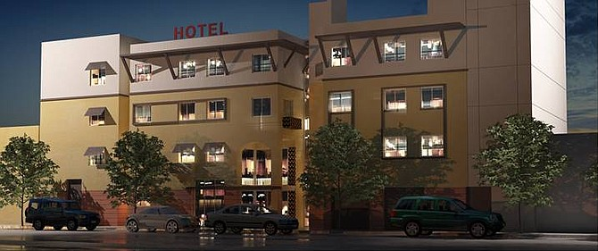 Hotel Z – Photo courtesy of J Street Hospitality Inc.
