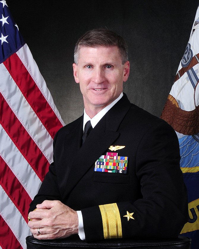 Rear Adm. Markham K. Rich