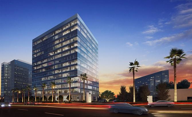 One La Jolla Center – Rendering courtesy of Irvine Co.