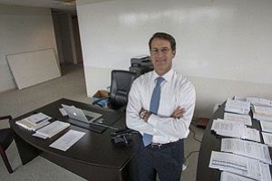 Full Docket: Doug Croxall at Marathon Patent Group in West Los Angeles.