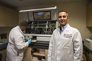 Good Eggs: Dr. Shahin Ghadir at Southern California Reproductive Center.