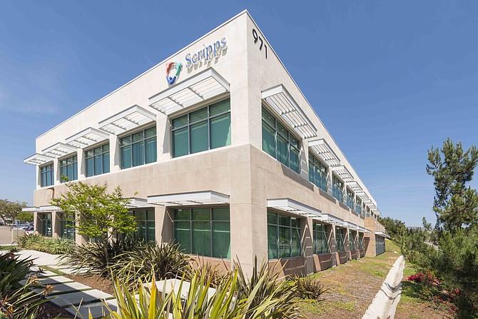 Doctors Park, Chula Vista -- Photo courtesy of JLL