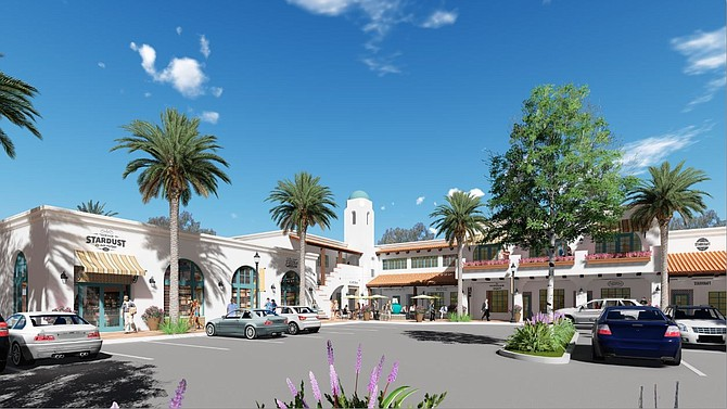 The Beacon La Costa -- Rendering courtesy of Linwood Ventures