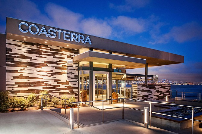 Coasterra -- Photo courtesy of Auda & Coudayre Photography, Cohn Restaurant Group