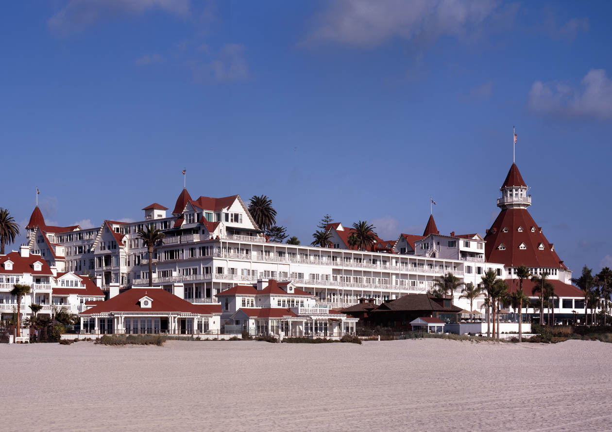 Hotel Del Coronado Owner Being Acquired by Blackstone for ...