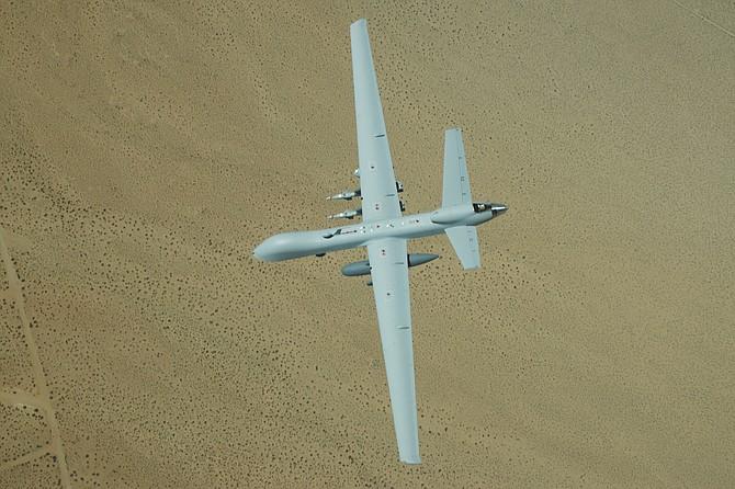 Photo courtesy of General Atomics Aeronautical Systems Inc.