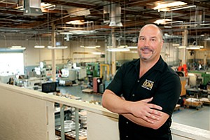 Rick Urban, chief financial officer at Quality Controlled Manufacturing Inc., said manufacturers are held to much higher quality, cost and speed standards than a few decades ago. It's much harder, he said, for small companies to grow to QCMI's size today.