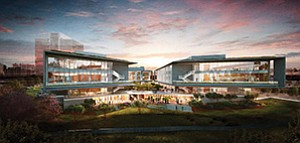 BioMed Realty Trust's local holdings include the $190 million i3 life-science campus, currently under construction in University Towne Center.