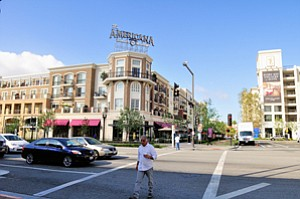 Caruso Affiliated will open a new retail property across the street from its established Americana at Brand mall.