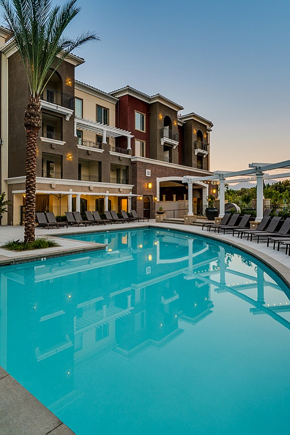 Adagio on the Green in Mission Viejo -- Photo courtesy of Wermers Properties