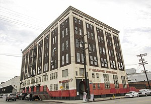 Exclusive Club: Building at 1000 S. Santa Fe Ave., which will be Soho House's home in downtown L.A.'s Arts District.