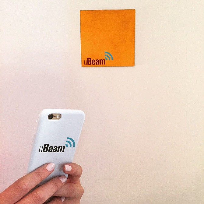 Non-functioning uBeam conceptual prototype