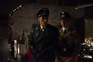 New Show: Scene from Amazon's historical fantasy drama 'The Man in the High Castle.'