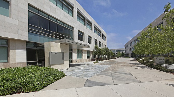 Paseo Del Mar is among several office campuses along the high-demand El Camino Real corridor of Del Mar Heights -- Photo courtesy of JLL