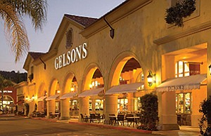 Gelson's Calabasas store is shown here. The Encino-based company plans to have its first three San Diego County stores up and running by the end of March.