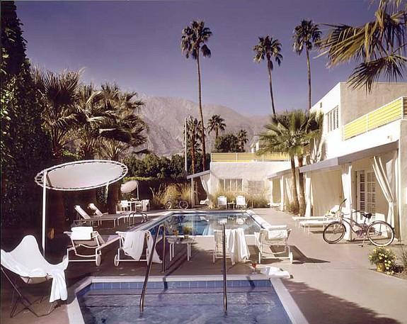 Movie Colony Hotel, Palm Springs -- Photo courtesy of Maxim Hotel Brokerage Inc.