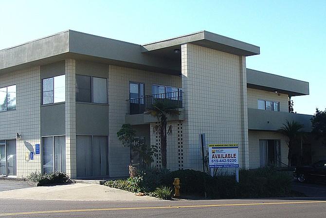 8265 Commercial St., La Mesa -- Photo courtesy of ECP Commercial