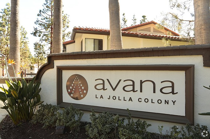 Avana La Jolla Colony – Photo courtesy of CoStar Group