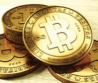 Bitcoin recently hit a year-long high of $450 — a jump of over $200 since October. The increase