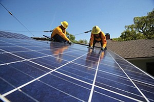 Industry leaders say there will be continued opportunity for solar in 2016. Photo courtesy of Sullivan Solar Power