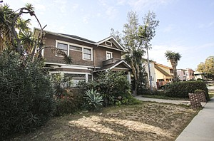 West Adams Craftsman listed for $550,000 on ShittyListings.com.