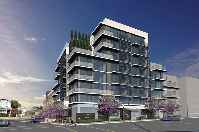 1810 State St. – Rendering courtesy of HFF