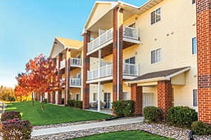 Photo courtesy of Pierce Education Properties LP San Diego-based Pierce Education Properties LP recently acquired a 490-bed, 192-unit student housing community near Iowa State University in Ames for $21.3 million.