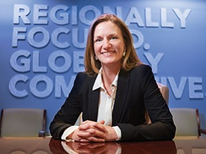 Nikia Clarke, who earned her doctorate in international relations from Oxford University, has been tapped to lead the reconstituted World Trade Center San Diego.