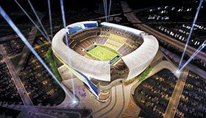 Rendering courtesy of City of San Diego