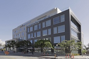 Checked In: Molina Healthcare's new Long Beach headquarters, which was partially funded by money from EB-5 investors.