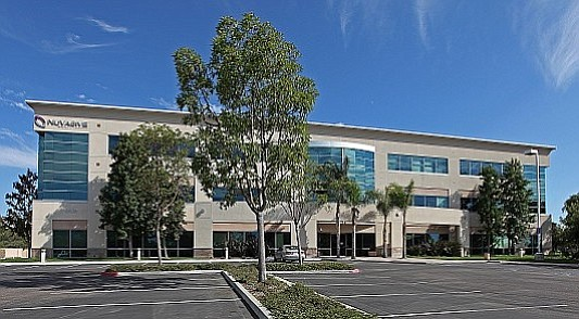4545 Towne Centre Court -- Photo courtesy of BioMed Realty Trust Inc.