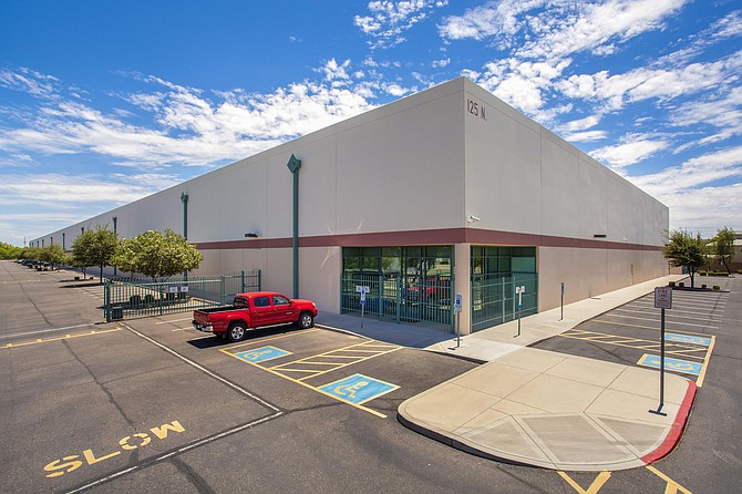 170,625-square-foot Phoenix industrial building -- Photo courtesy of Westcore Properties