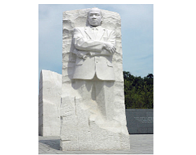 MLK, Jr. Memorial; Wikipedia