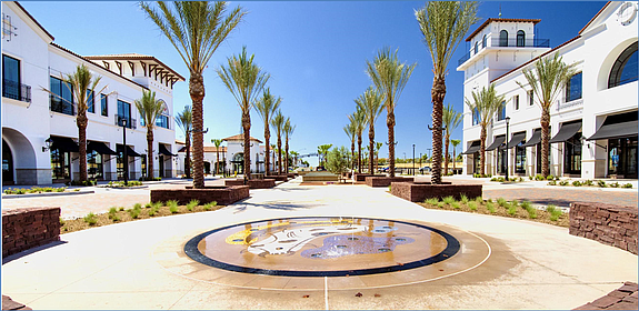 The Village at Pacific Highlands Ranch – Photo courtesy of CBRE Group Inc.