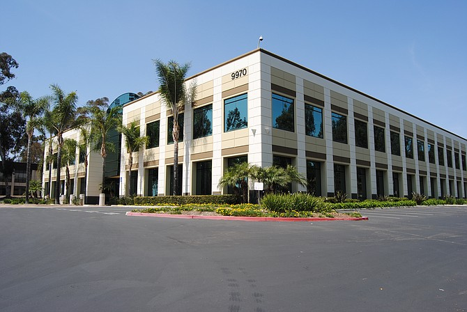 9970 Carroll Canyon Road -- Photo courtesy of CBRE Group Inc.